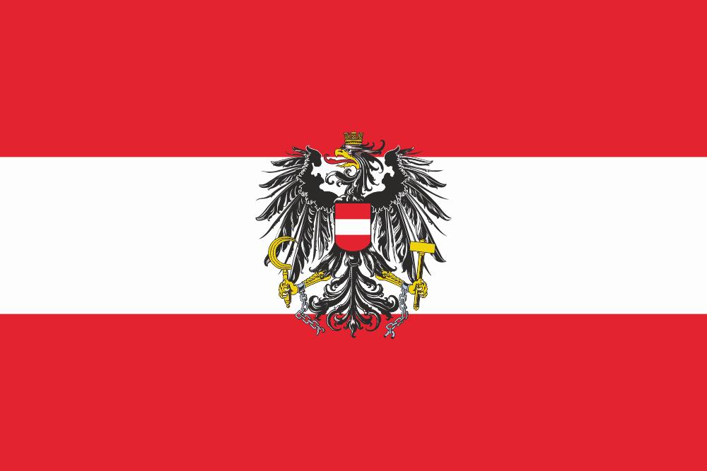 AZ FLAG Drapeau Gouvernement de Venise 45x30cm PAVILLON R/évolutions Italie de 1848 30 x 45 cm Haute qualit/é