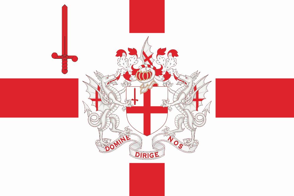 Flag Image Lord Mayor Of London